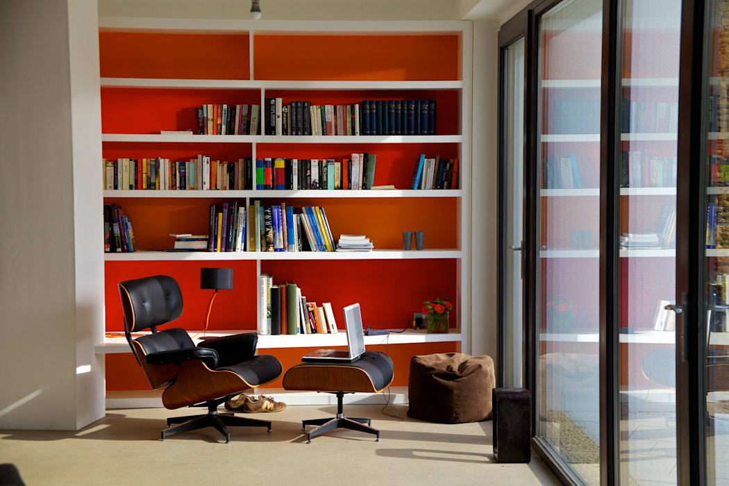 Underhill House PPS7 Bureau moderne par Seymour-Smith Architects Moderne
