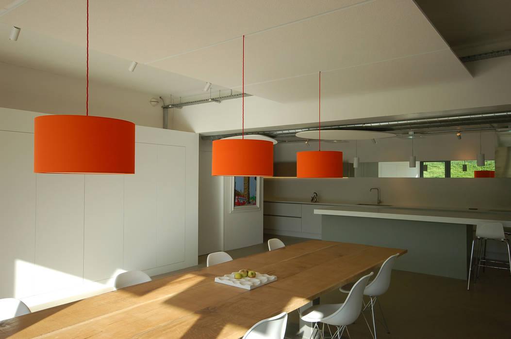 Underhill House PPS7 Salle à manger moderne par Seymour-Smith Architects Moderne