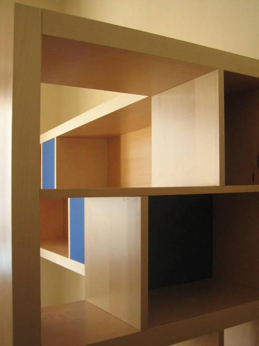 Mia Camera da letto moderna di Marco Braccini Architetto Moderno