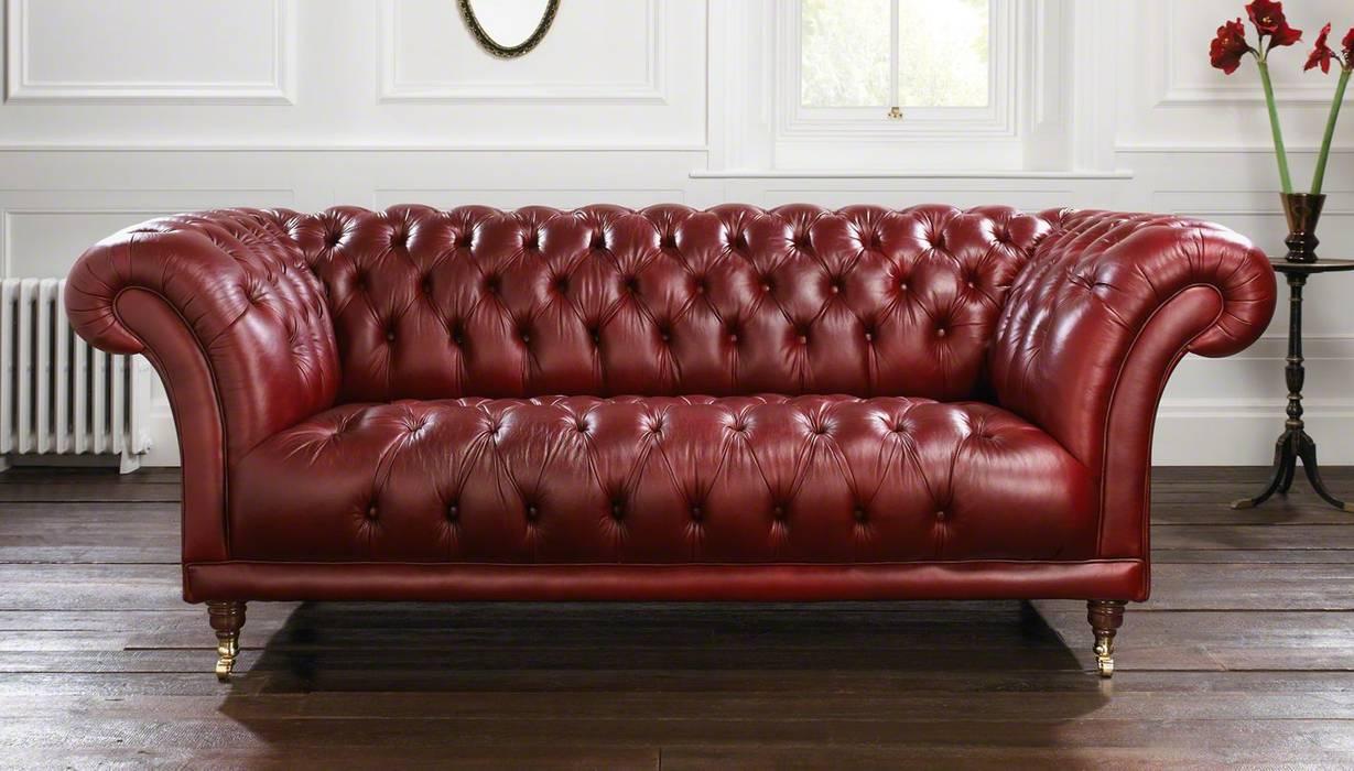 Chesterfield Sofa 'Old Fashion' model de LUCY retrò & chic Clásico