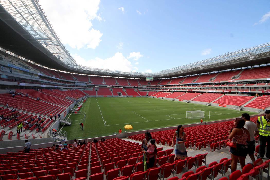 Arena Pernambuco by Fernandes