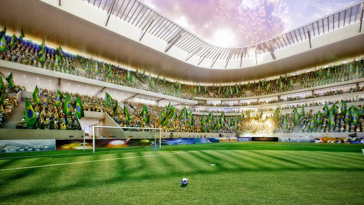 Arena Pernambuco Estádios por Fernandes