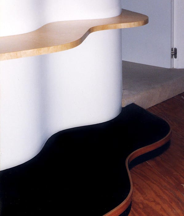 Loft Flat, Clerkenwell Interior design by Jeff Kahane + Associates