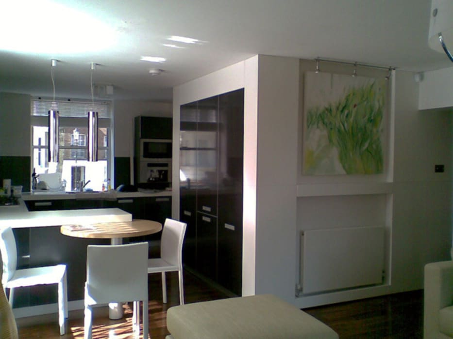 PROJECT: London's Kensington: modern Kitchen by Anna Hansson Design