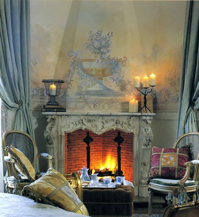 Camera da letto Case in stile mediterraneo di Venezia Tre Mediterraneo