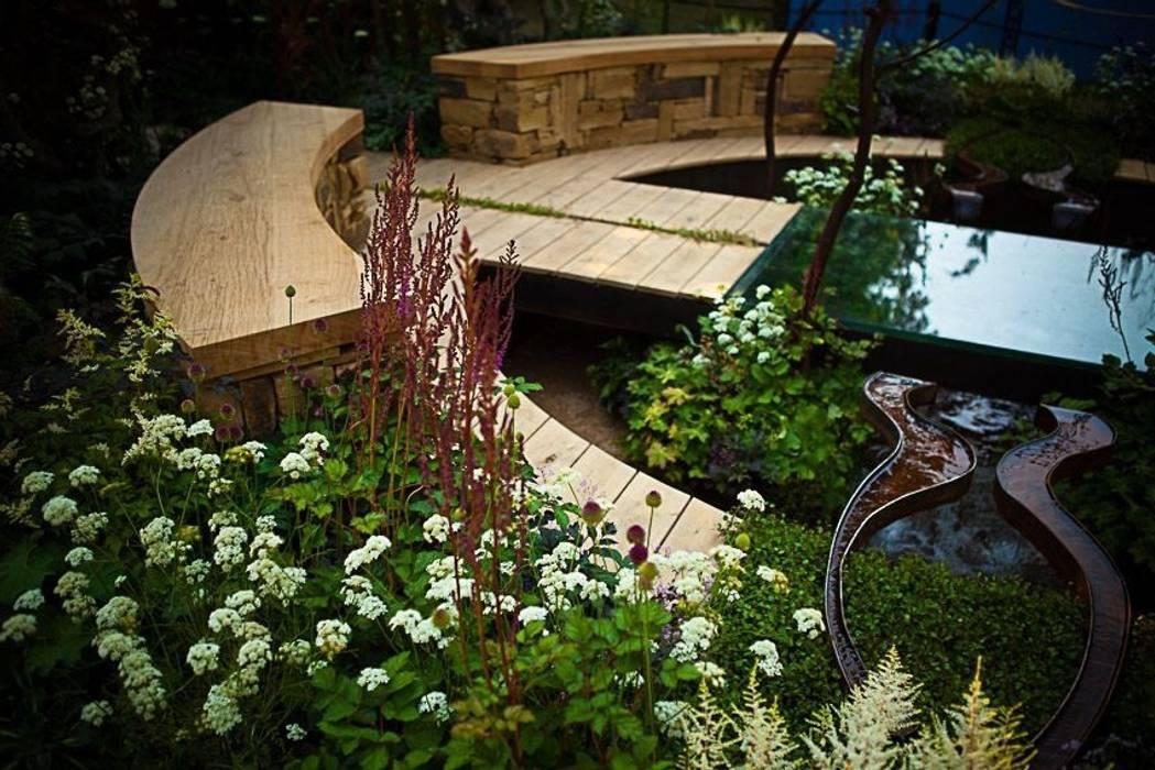 A Cool Garden 根據 Cool Gardens Landscaping
