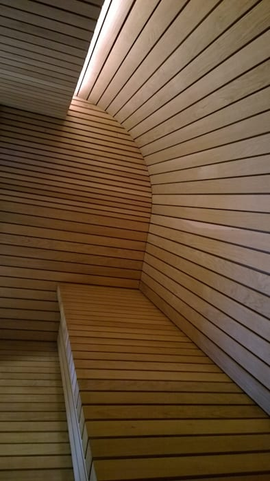 Sauna by Milk Leisure Ltd. Modern