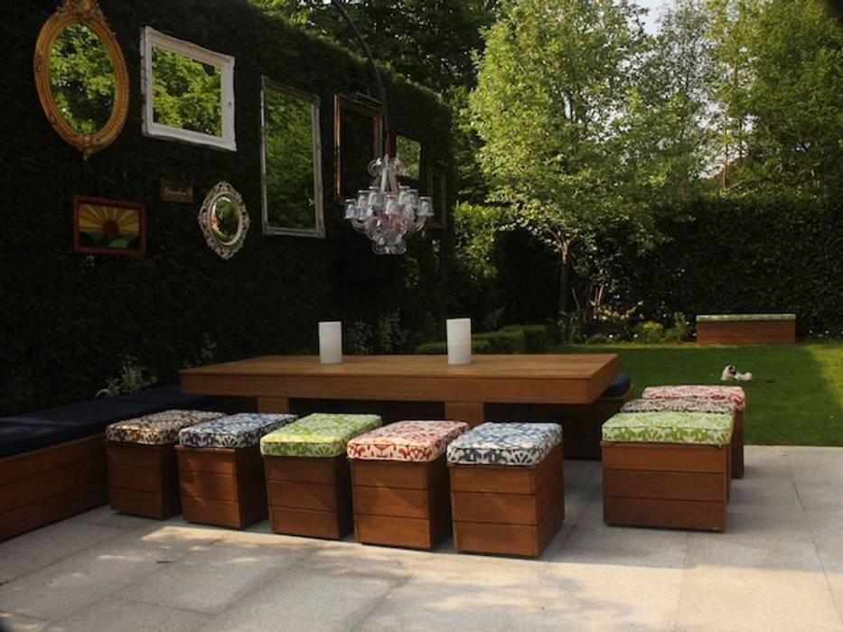The Gallery Garden Modern Garden by Cool Gardens Landscaping Modern