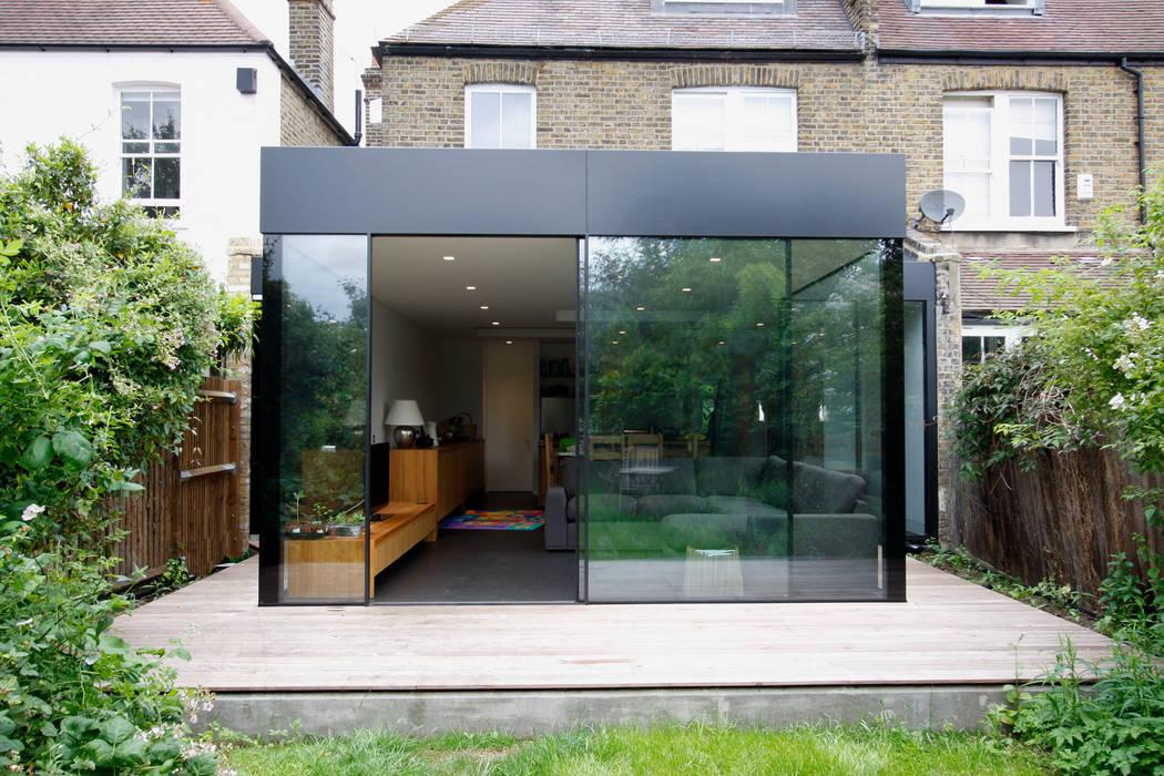 Turney Road Moderne Wohnzimmer von IQ Glass UK Modern