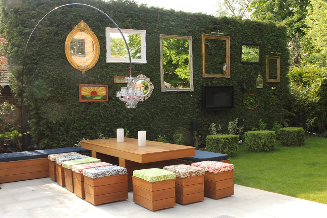 The Gallery Garden Modern garden by Cool Gardens Landscaping Modern