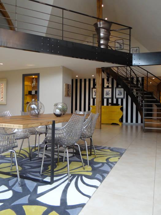 Dining room by un amour de maison | homify