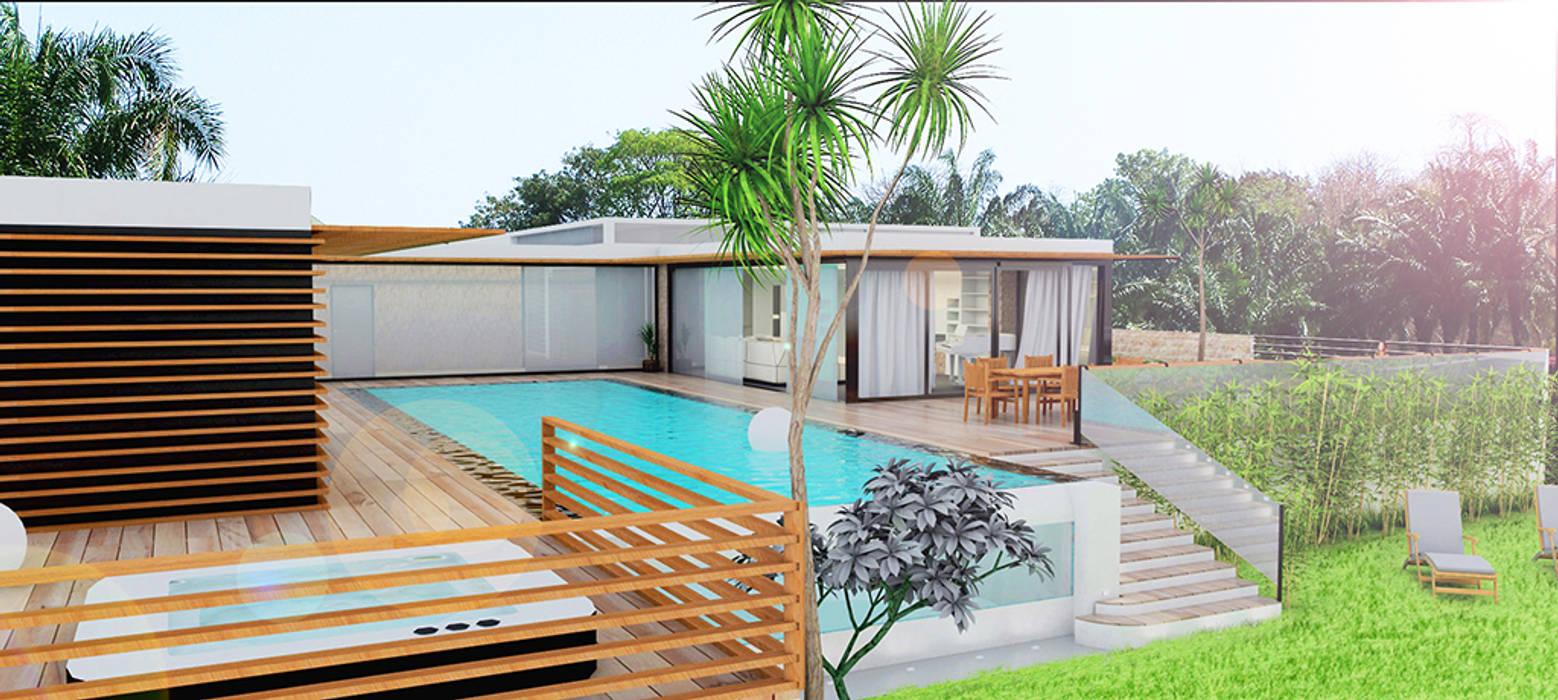 LE LAB Design Modern Houses