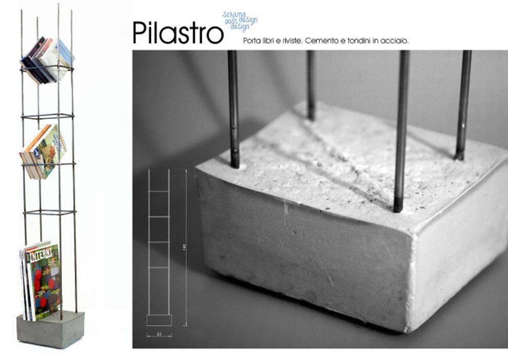 Pilastro di SCHIUMA POST DESIGN Eclettico