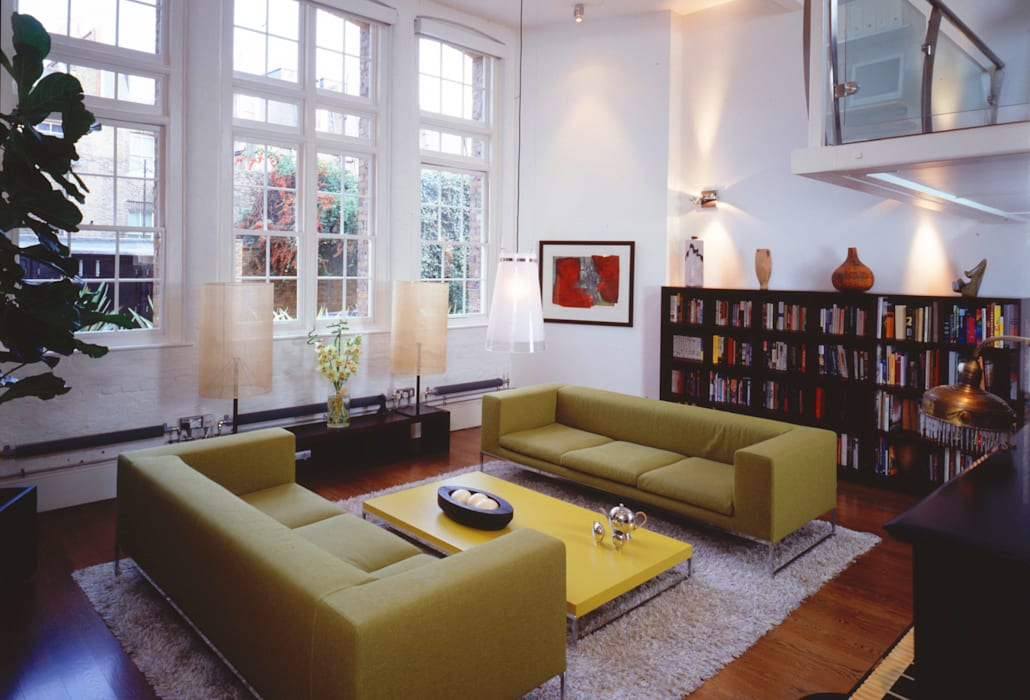 Victorian School Conversion London Modern houses by STUDIO 9010 Modern