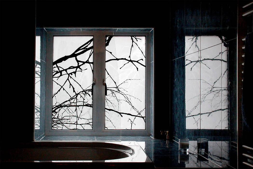 Beech pair Modern bathroom by rachel welford Modern