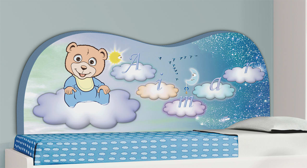 Protección de bebé de Tapi Sueños Moderno
