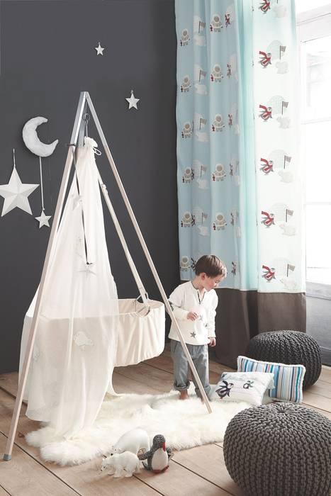 Camengo Abracadabra Kinderstoffe Ausgefallene Kinderzimmer von Fantasyroom-Wohnträume für Kinder Ausgefallen