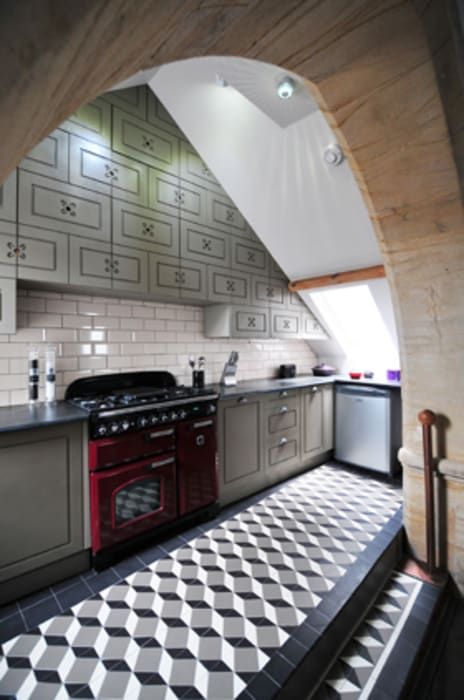 Geometric (Victorian) Tiles от Original Features Классический