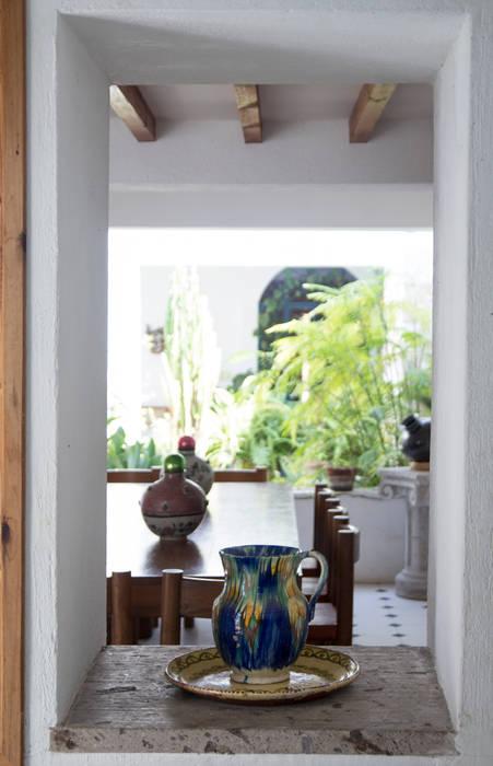 Comunicación: Cocinas de estilo  por Mikkael Kreis Architects