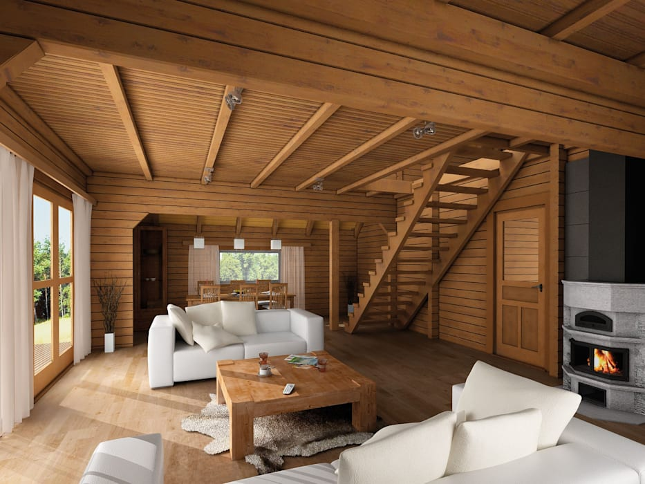 Houses By Thule Blockhaus Gmbh Homify