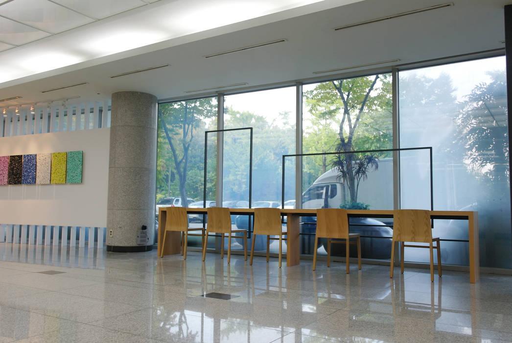 The Seoul Institute Library 2012, Seochogu, Seoul, Korea 모던 스타일 컨퍼런스 센터 by Design Solution 모던