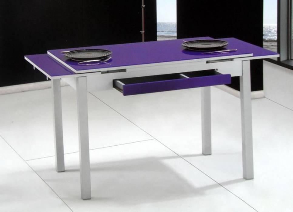 Mesa de cocina extensible de Furnet Moderno