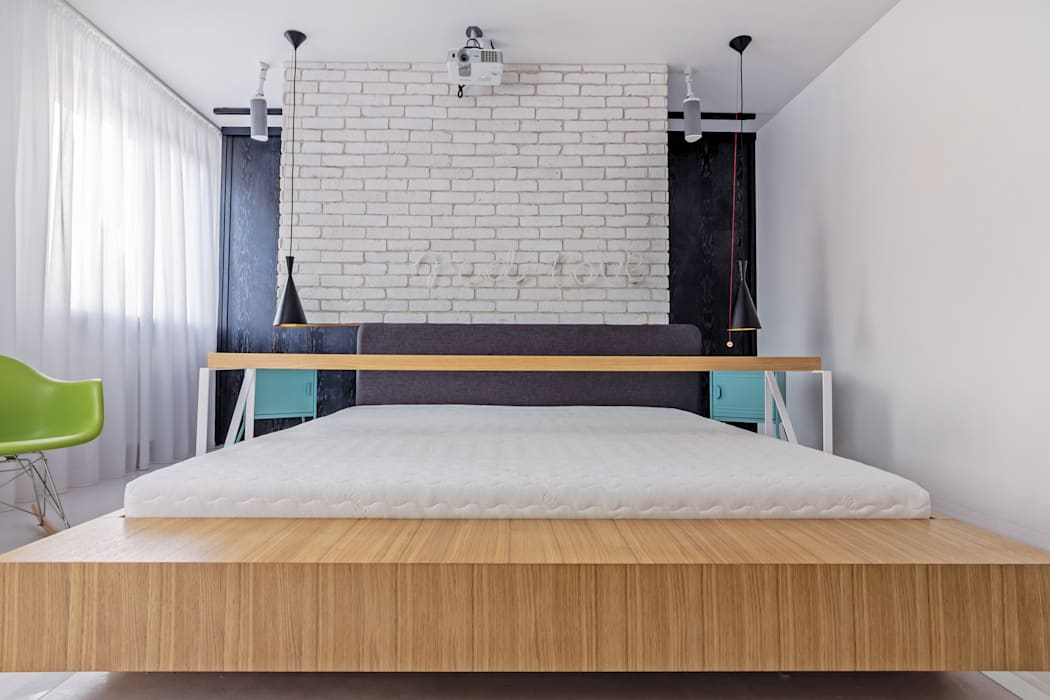 Modern style bedroom by grupa KMK sp. z o.o Modern