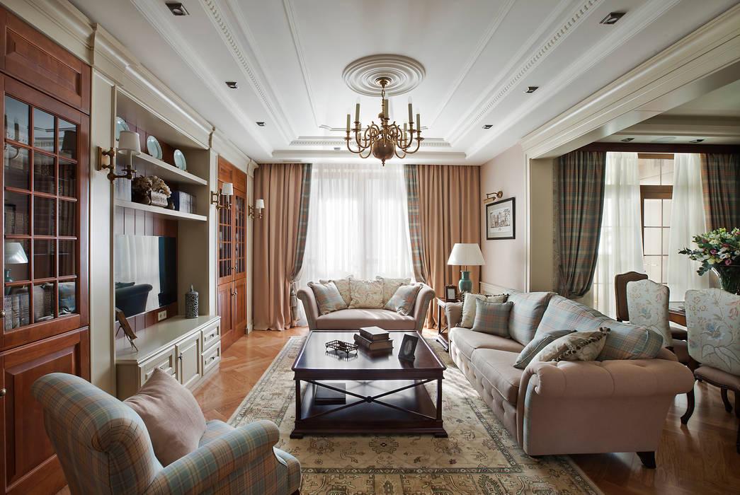 Klasik Oturma Odası VVDesign Klasik