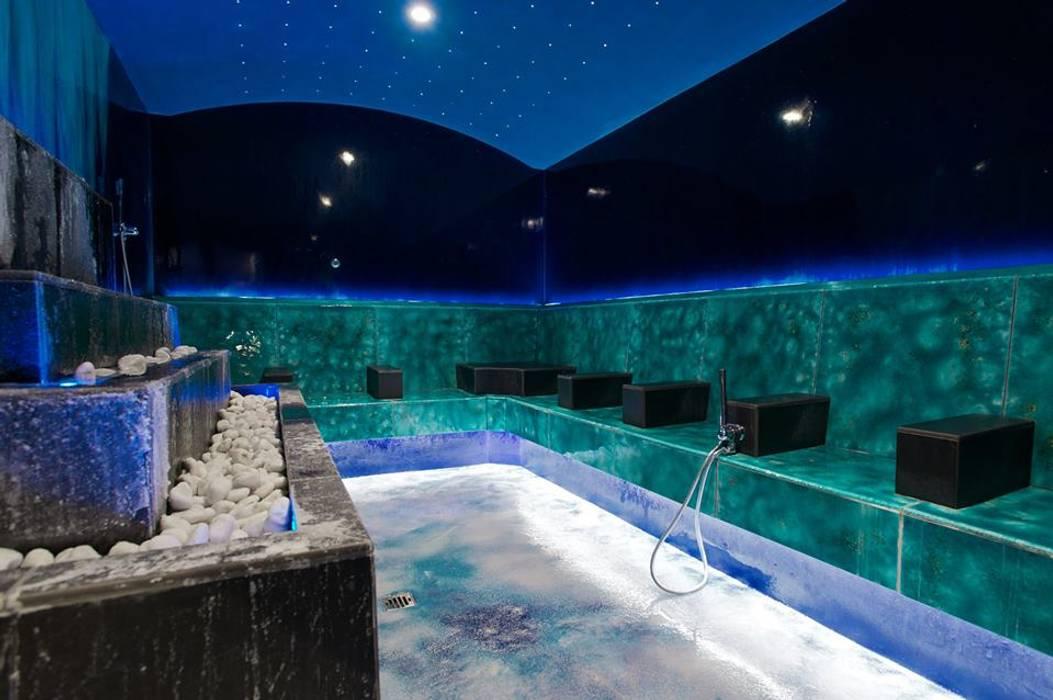 Bibione Spa Thermae: Spa in stile in stile Moderno di Acquario Due