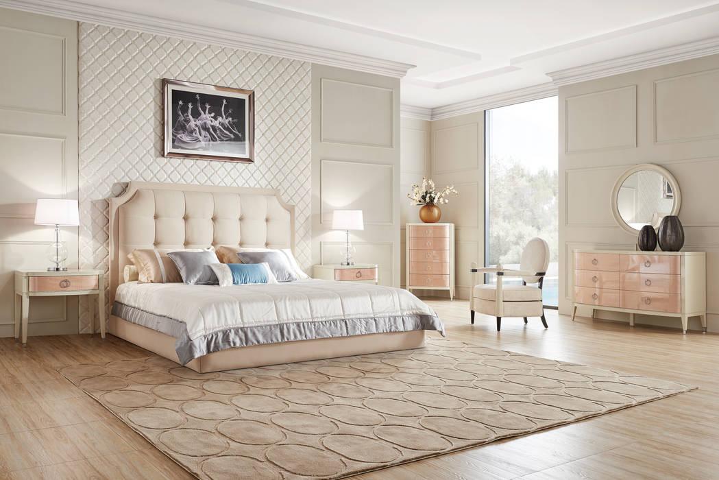 Спальня Modena: Спальни в . Автор – Neopolis Casa, Классический