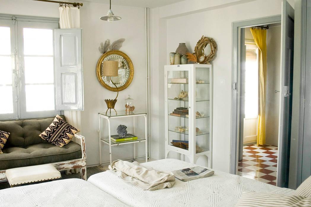 ห้องนอน โดย Casa Josephine,