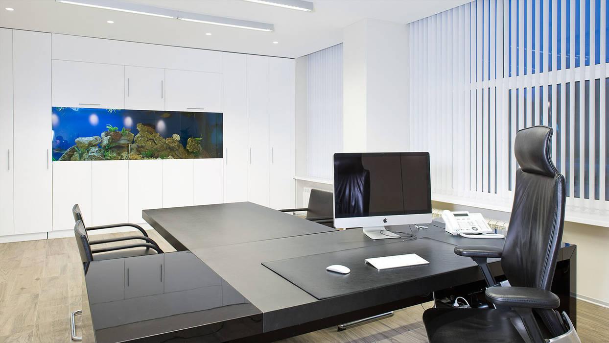 Офисное пространство GEO: Офисные помещения в . Автор – KYD BURO,