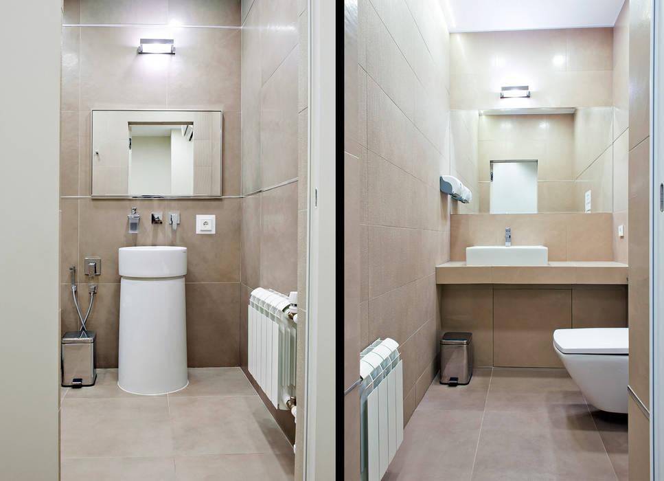 Офисное пространство GEO Офисные помещения в стиле минимализм от KYD BURO Минимализм