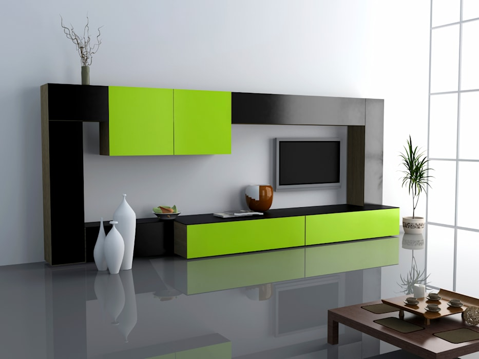 INVITO Living roomTV stands & cabinets