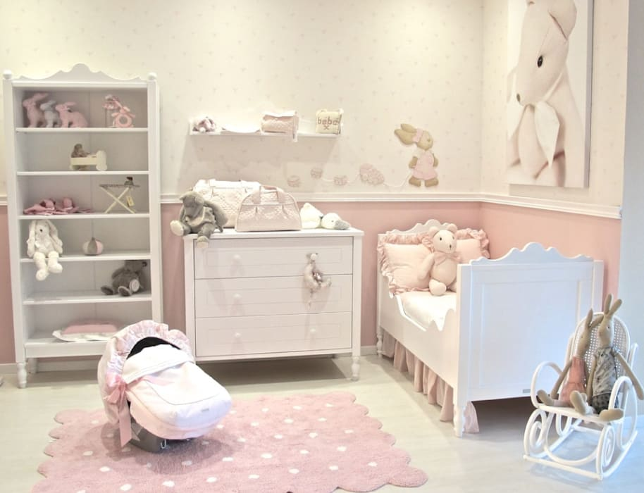 Quarto de crianças  por Baby Luna