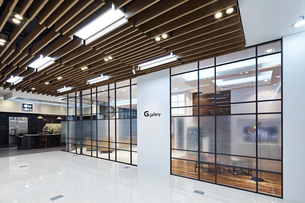 LG bestshop Flagship store Renewal 2015, Gangnam, Seoul, Korea Design Solution 상업 공간