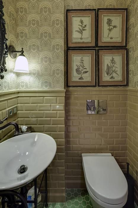 Хилков Ванная в классическом стиле от DecorAndDesign Классический