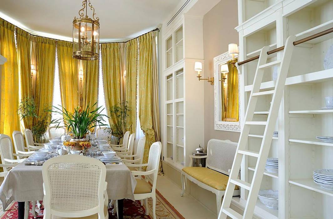 Гринфилд: Столовые комнаты в . Автор – DecorAndDesign, Классический
