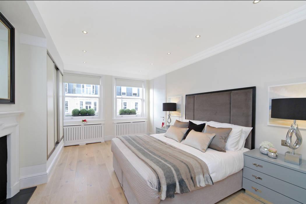 Bedroom by Hampstead Design Hub, Modern