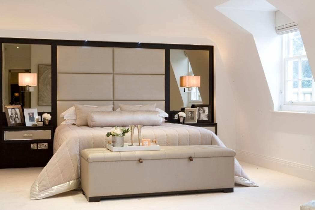 Old Oak, Surrey, England Modern houses by Halo Design Interiors Modern