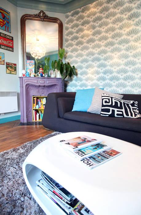 Living room by Sandra Dages