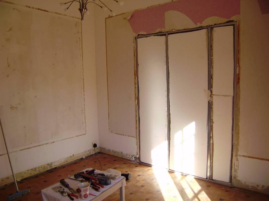 Chambre d'enfant: pendant Chambre d'enfant moderne par DK2DECO Moderne