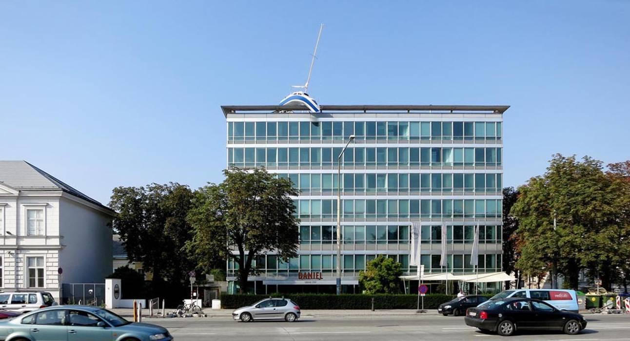 Hotel Daniel Vienna, Atelier Heiss Architekten Hotels von Atelier Heiss Architekten