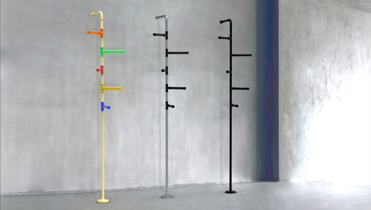 od Giacomo Giustizieri - Industrial Designer Nowoczesny