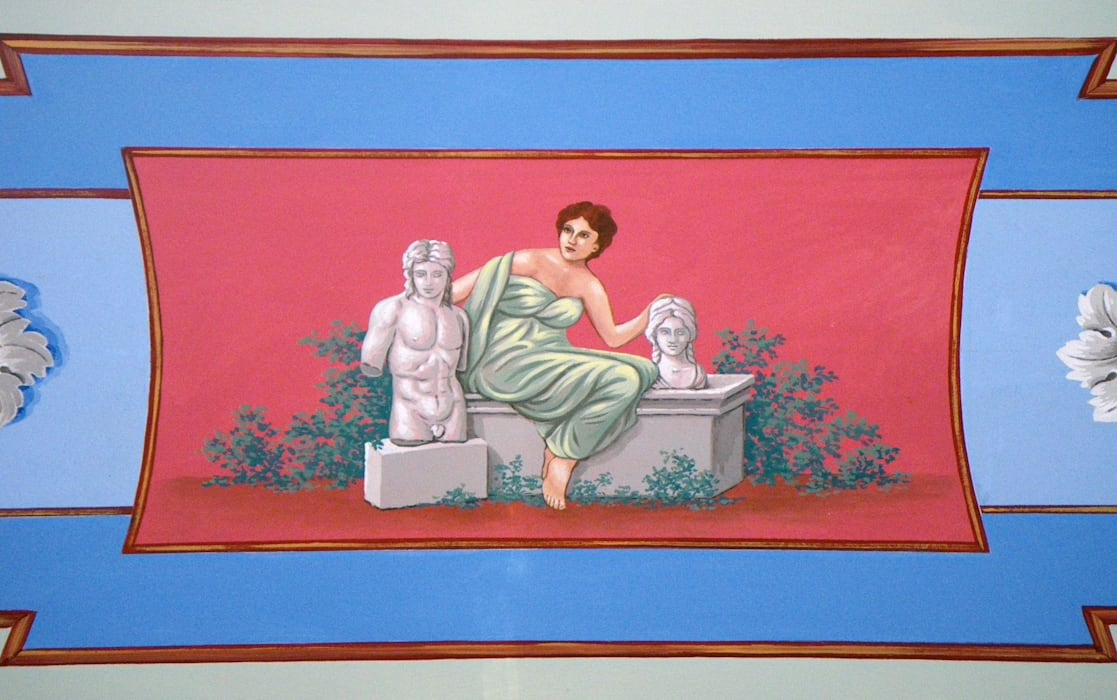 STANZA DELLE ARTI di ITALIAN DECOR Classico