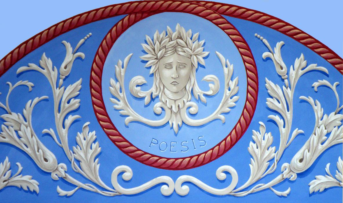 STANZA DELLE MUSE di ITALIAN DECOR Classico