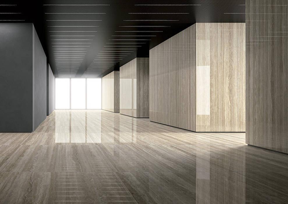 Maxfine Travertino Walls By Tile Supply Solutions Ltd