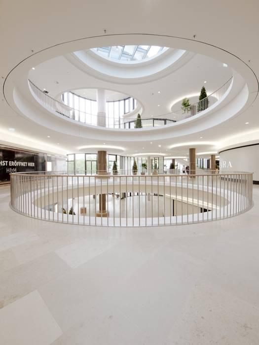 Boulevard Berlin Moderne Einkaufscenter von Ortner & Ortner Baukunst Ziviltechnikergesellschaft mbH Modern