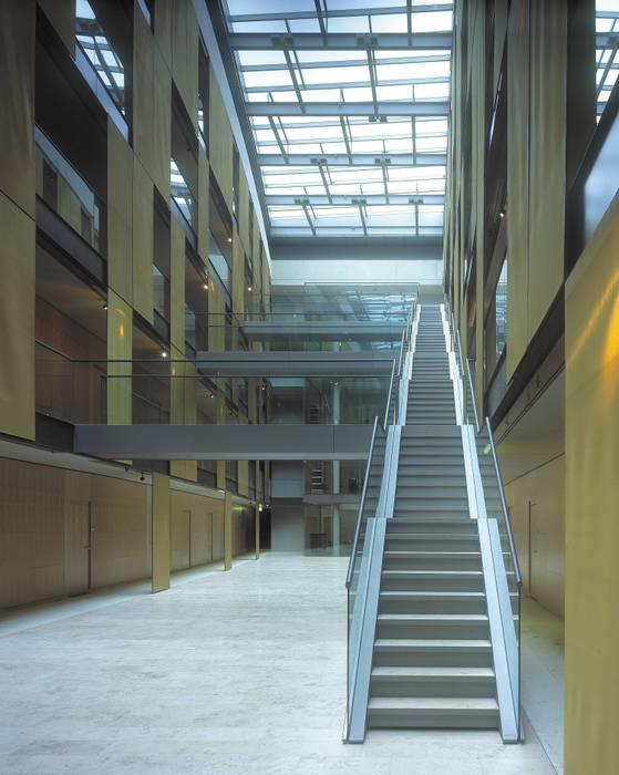 ARD Hauptstadtstudios Bürogebäude von Ortner & Ortner Baukunst Ziviltechnikergesellschaft mbH