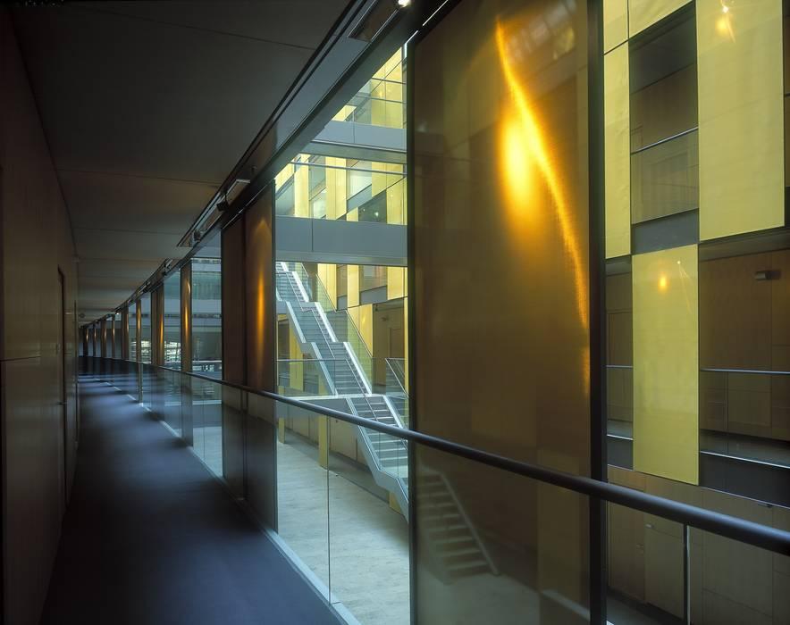 Gedung perkantoran oleh Ortner & Ortner Baukunst Ziviltechnikergesellschaft mbH,